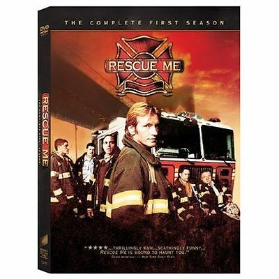 Rescue Me - The Complete First Season (DVD, 2005, 3-Disc Set)