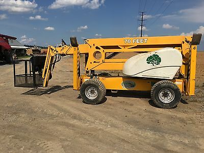 2008 Nifty Lift SD64 Tree Service  man lift VIDEO  Financing Available