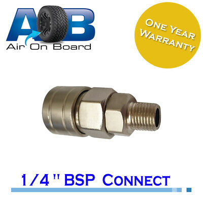 Air fitting 027 Nitto to male 1/4 BSP ARB Endless Air TJM on board Pneumatic