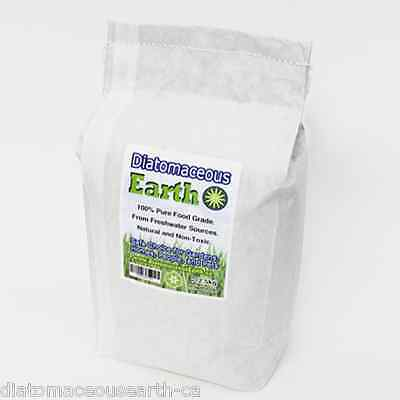 Diatomaceous Earth 100% Pure Food Grade - 2.5kg