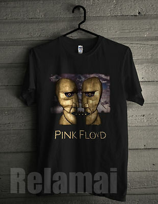 1994 Pink Floyd North American Promo Tour Rock Black #98 T-Shirt Tees Size S-5XL