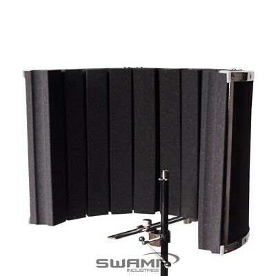 SWAMP PF30 Isolation Booth for Vocals - Reflexion Filter