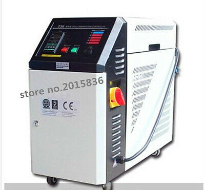 New 6kw oil type mold temperature controller machine plastic/chemical industry