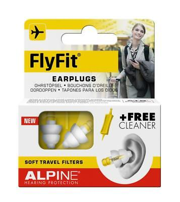 New Alpine Flyfit Earplugs