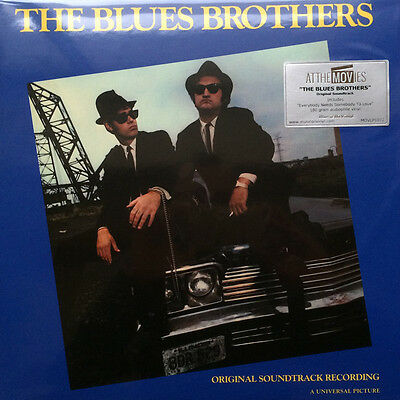 The Blues Brothers - Original Soundtrack Recording - New 180g Vinyl LP