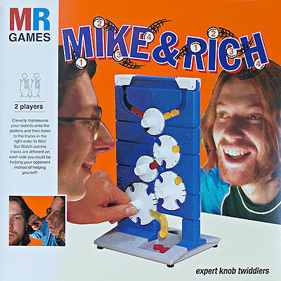 Mike And Rich - Expert Knob Twiddlers - Sealed Vinyl LP Aphex Twin
