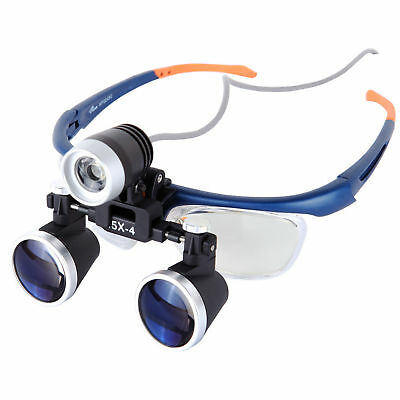 3W Medical surgical loupe With  Headlight Dental Cosmetic Surgery Headlamp