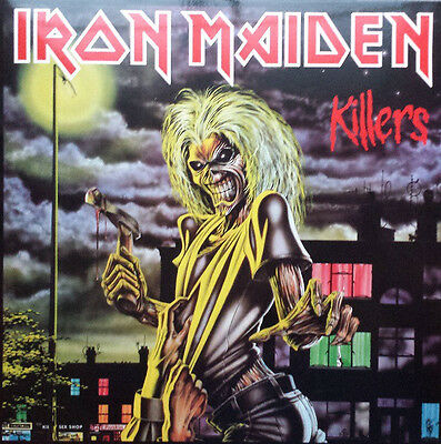 Iron Maiden - Killers - Sealed 180g Vinyl LP