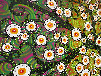 Tree Flower modern  canvas  art painting landscape australia large by Jane