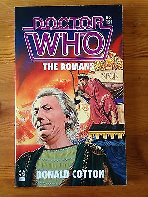 Doctor Who The Romans - Donald Cotton, Paperback, Target 120