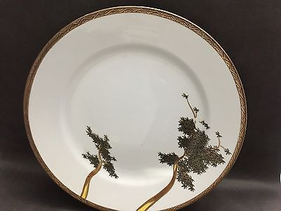 Antique Japanese or Chinese Porcelain Plate ~ Signed Marked