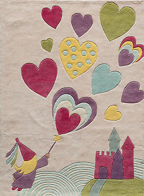 Momeni_LIL MO WHIMSY COLLECTION_LMJ28_PINKsize4'x6'