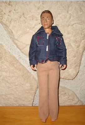 poupée barbie ken james dean