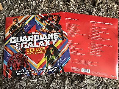 Guardians Of The Galaxy - Soundtrack - Deluxe Double Vinyl LP