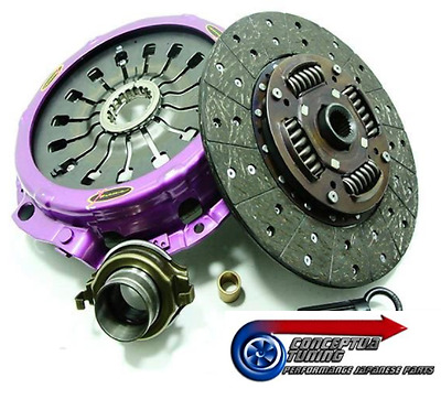 Xtreme Heavy Duty Uprated Organic Pull Clutch Kit - For R33 Skyline GTR RB26DETT