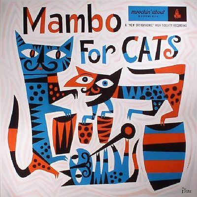 VARIOUS - Mambo For Cats - Vinyl (LP)