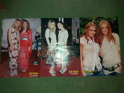 olsen twins posters and clippings