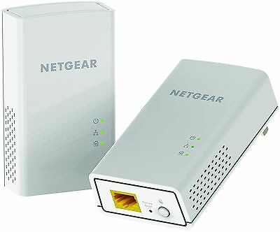 NETGEAR Powerline 1200 + 1 port - Starter Kit (PL1200)