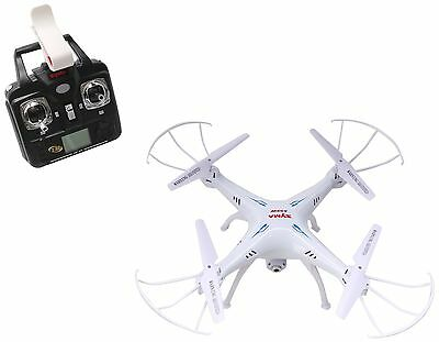 Syma X5SW Explorers2 2.4G 4CH 6-Axis Gyro RC Headless Quadcopter With Wifi Ca...