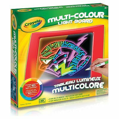 Crayola Multi Color Light Board Drawing Set