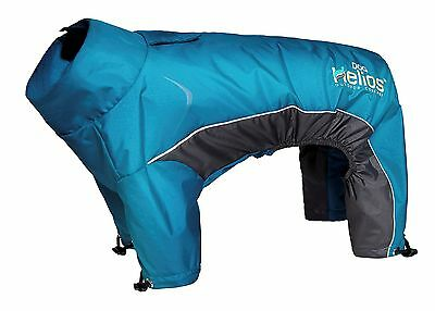 Dog Helios Blizzard Full-Bodied Adjustable and 3M Reflective Pet Dog Jacket C...