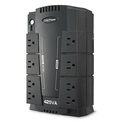 CyberPower CP425SLG Standby UPS 425VA 255W Compact