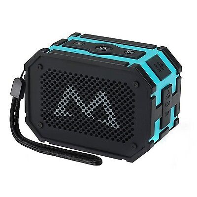 Mpow Portable Wireless Bluetooth Speaker5W Strong Drive/Passive Radiator for ...