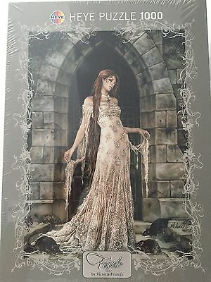 Heye Puzzle 1000 Pc Victoria Frances : Dress Ref 29258 Brand  New
