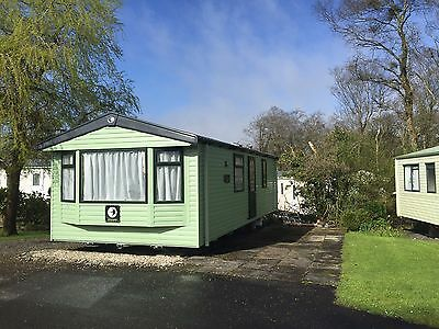 Swift Loire 28 x 12 Static Caravan Holiday home Gower BRAND NEW