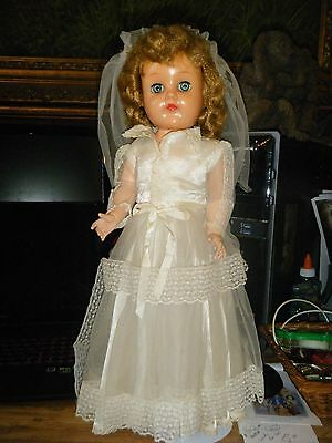 1950S Bride By Ideal, All Orig!