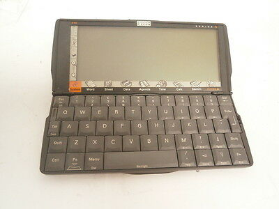 RARE Psion MX5 Series 5 PDA Collective Barely Handheld Computer ** WORKING **