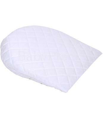 BabyPrem Baby Bedding Anti Colic Congestion Pillow Wedge Cushion Bassinet 29x31