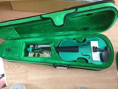 Archetto Violin (1/2) With Music Stand And Accessories