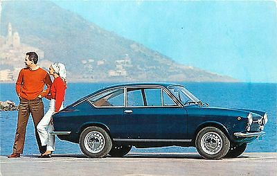 Fiat 850 Coupe Car