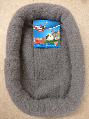 TRIXIE RAT BED Fleece Lined Fabric Cuddle Bed Gerbil Mouse Hamster pig 30×22 cm