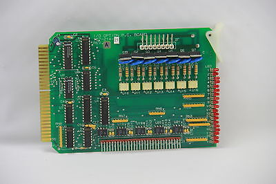 Conair 107-214-21 I/O Option PC Board Rev. A Analog Card