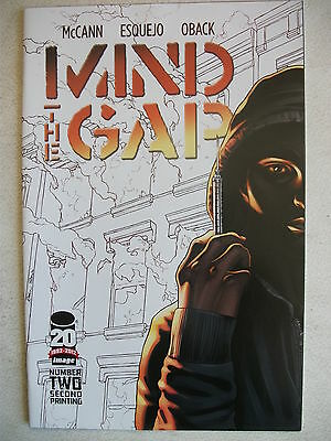 Mind The Gap # 2 (Second Printing, July 2012), Nm