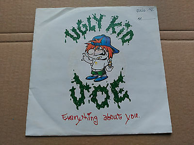 Single Ugly Kid Joe - Everything About You - Mercury Europe 1991 Vg/vg+