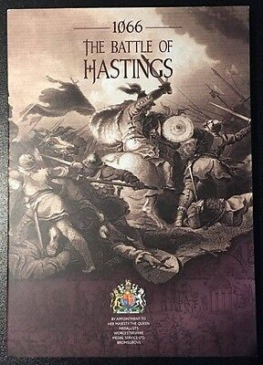 The Battle of Hastings 950th Anniversary Coin Collection (7/8)