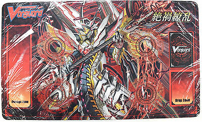 NEW Cardfight Vanguard Catastrophic Outbreak Rubber Playmat