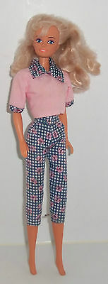 MATTEL 1987 LUCKY IND FASHION DOLL Toy