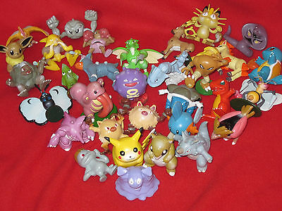 Tomy Pokemon-Figur zur Auswahl (to choose),3cm-4,5cmgebraucht/figure,figures/G14