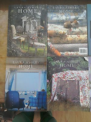 Laura Ashley Home Catalogues 1991 to 2014.  one copy for the fee