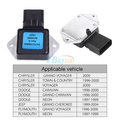 Precise Black Radiator Cooling Fan Relay For Dodge Jeep Chrysler Plymouth LJ
