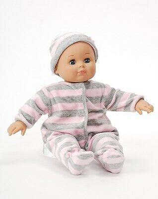 Madame Alexander Girl Toy 14″ Talking Over 80 Sounds Babblebaby Baby Doll 72065