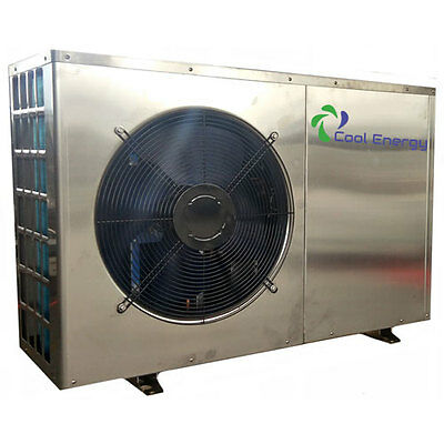 NEW SWIMMING POOL AIR SOURCE HEAT PUMP HEATER 23 KW RRP £2,495 Delivered