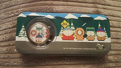South Park Watch 1998 Comedy Central Talking Collectable