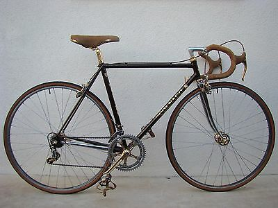 1983 Colnago Super Gold campagnolo super record gold plated cinelli luxury