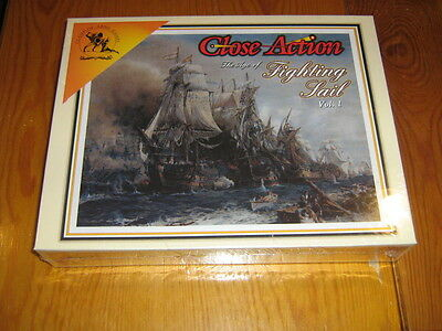 Close Action: The Age of Fighting Sail (New)