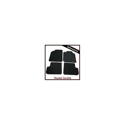 Set Car Mats Tailored   For Corolla 06- SV68853 New!